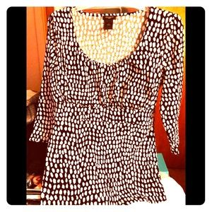 Adorable Ann Taylor Top